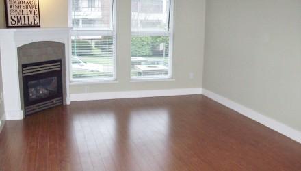 Before – Kitsilano – Living Room