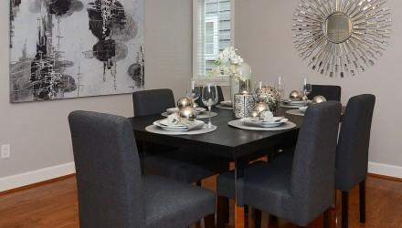 After – Dunbar – Dining Room
