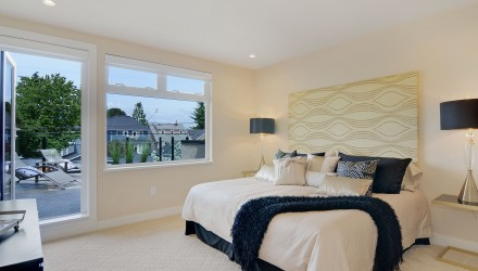 After – Vancouver – Master Bedroom