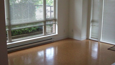 Before – E. 12th Ave. – Living Room