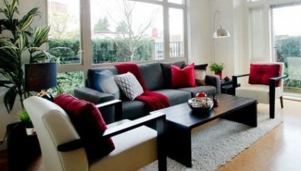 After – E. 12th Ave. – Living Room
