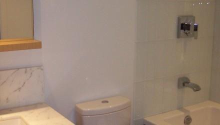 Before – West End – Bathroom