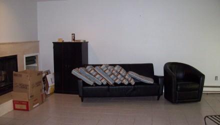 Before – Yew St. – Livingroom