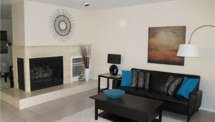 After – Yew St. – Livingroom