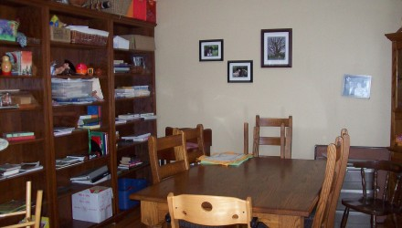 Before – Coquitlam – Dining Room
