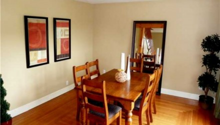 After – Coquitlam – Dining Room