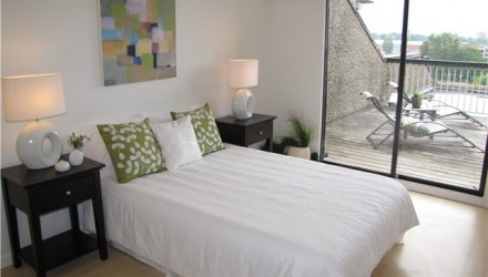 After – Vancouver – Bedroom