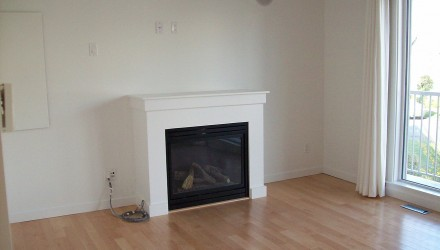 Before – Vancouver – Living Room