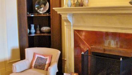 Before – Beach Ave. – Living Room