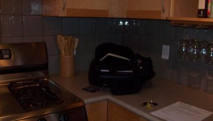 Before – Kitsilano – Kitchen