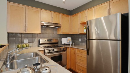 After – Kitsilano – Kitchen