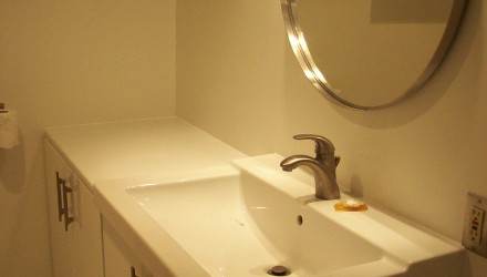 Before – W. 11th Ave. – Bathroom