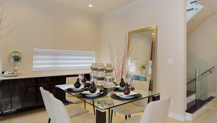 After – Cambie St. – Dining Room